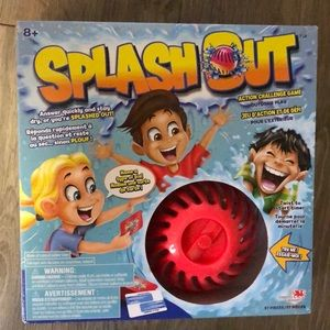 Splash Out Action Challenge Game